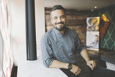 Celebrity chef Fabio Viviani