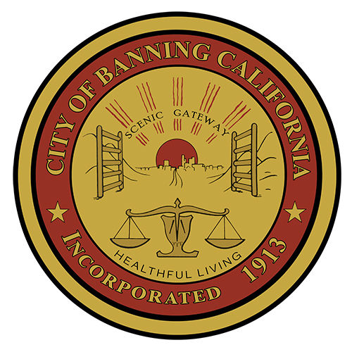 Banning City Seal