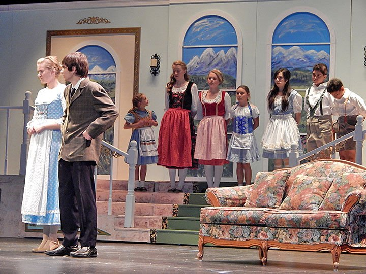 Beaumont High School's Sound of Music5