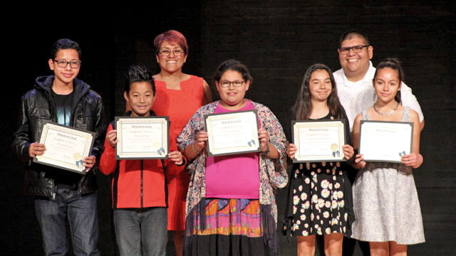 Language Arts Celebration