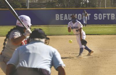 Beaumont softball