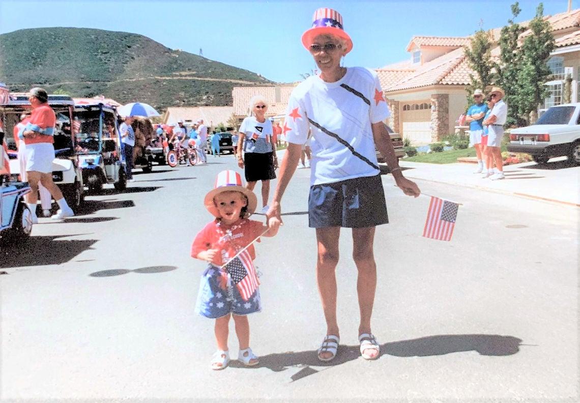 Sun Lakes Fourth of July Golf Cart Parade