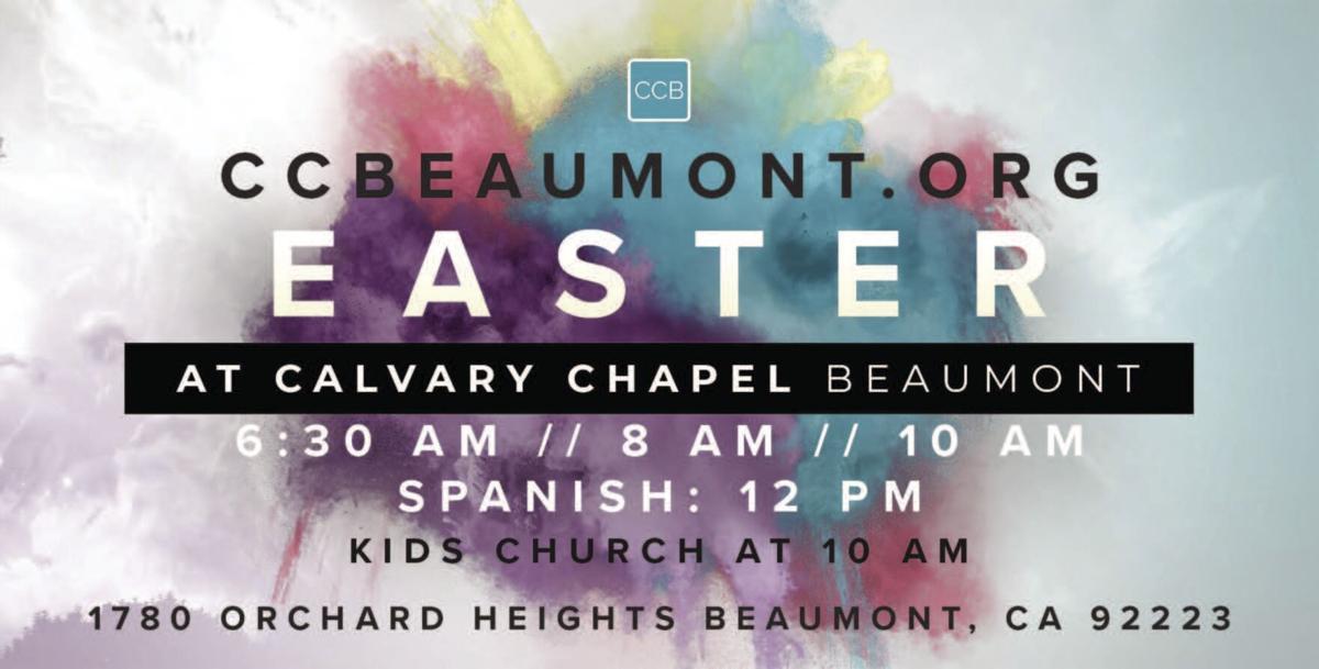 Easter at Calvary Chapel