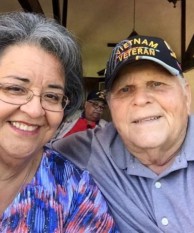 Tom and Rachel Voss 50th wedding anniversary