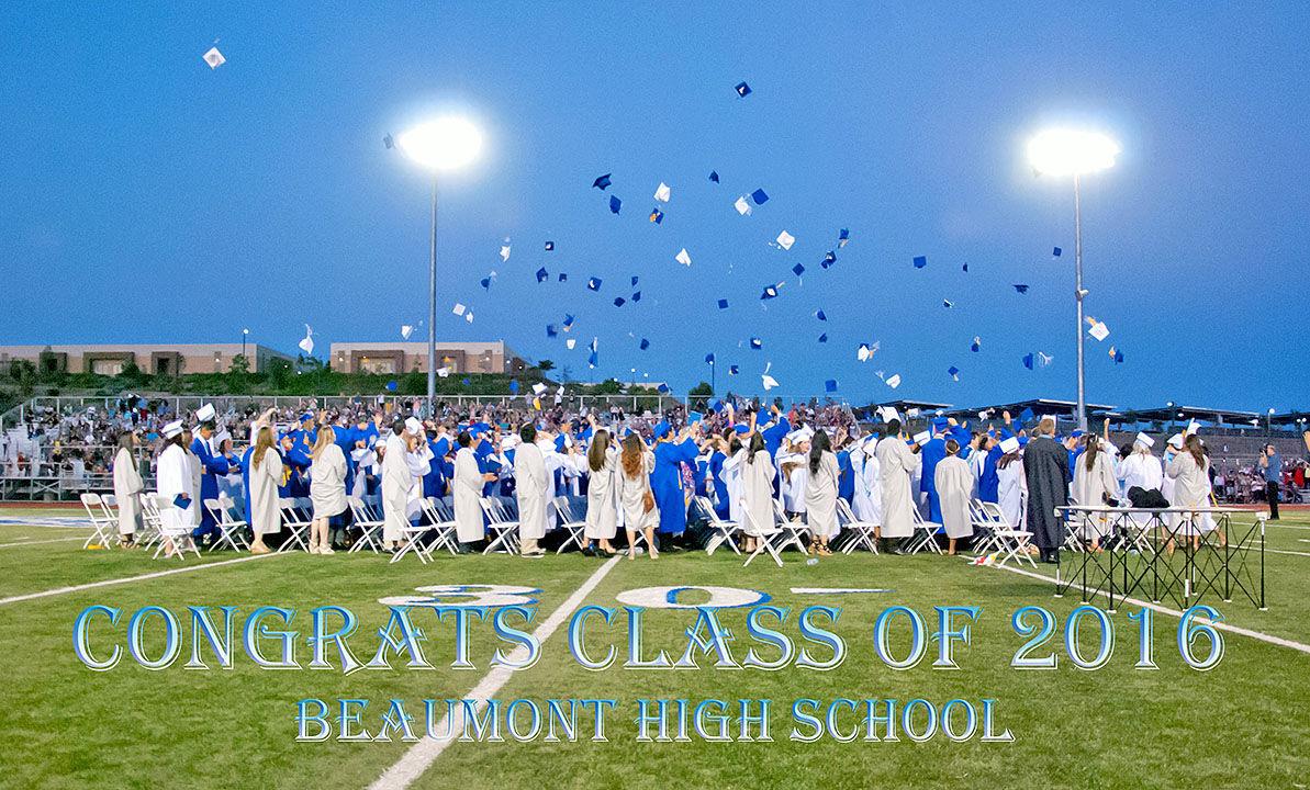 Beaumont High School Class of 2016