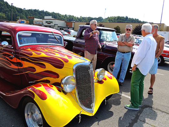 Plenty Of Shiny Rides Bedazzle Appalachian Festival Car Show News - Sutherland chevrolet car show