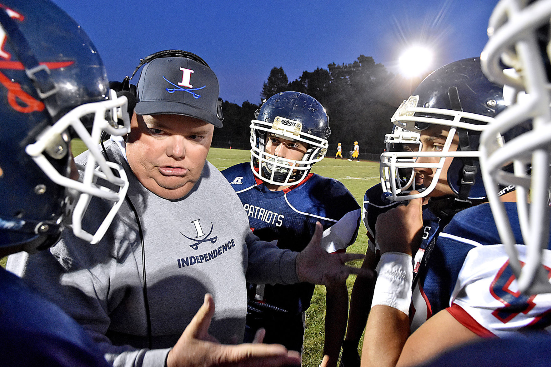 football coaching resume%0A Independence Head Coach Mark Montgomery has learned at every level of  football