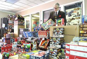 Local Toys for Tots calling for community's support