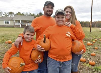 MJM Farms' Pumpkin Patch offering autumn activities