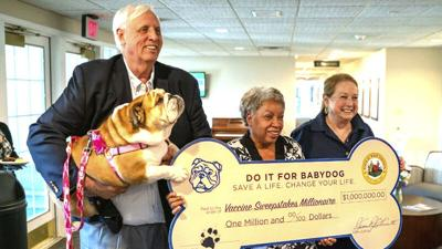 """How West Virginia's """"Do it for Babydog"""" vaccine lottery didn't get the job done"""