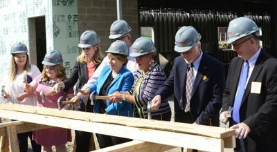 Local, state leaders celebrate Renaissance Village construction