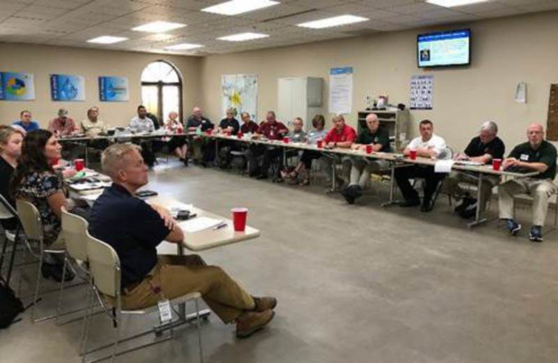 West Virginia American Water conducts tabletop exercises