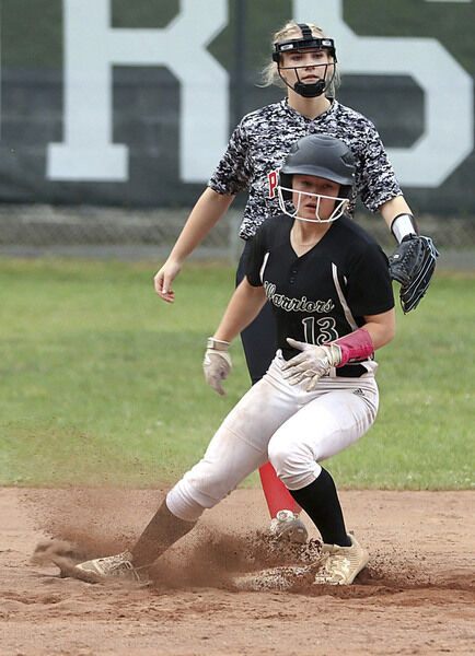 Lady Warriors breeze past PikeView