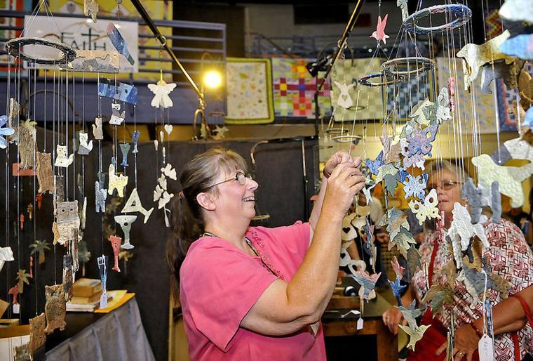 Davis County Christmas Craft