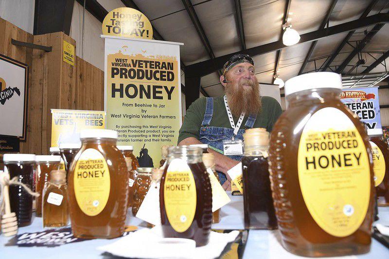 Veterans program yields more than honey