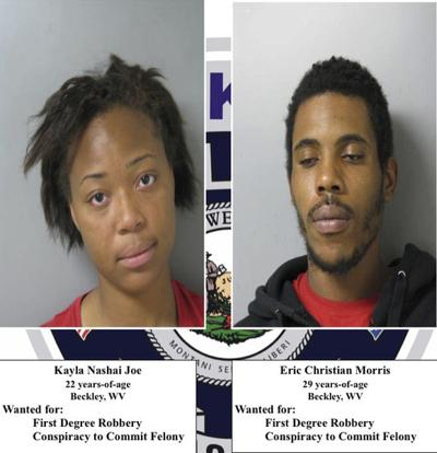 Police searching for robbery suspects | Crime | register-herald com