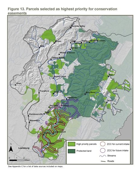 Land Trust targets Greenbrier watershed