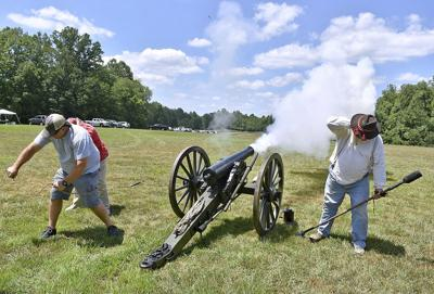 Cannon fire in the Coalfields: Twin Falls hosts 8th annual Civil Wars Days