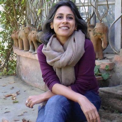 Anuradha Roy