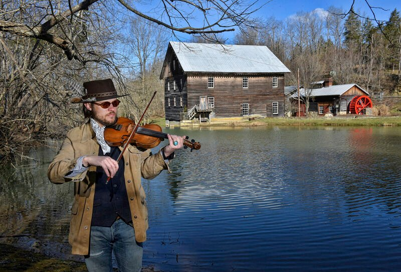The Road Back Home Grammy-winner Chance McCoy followed his heart to Monroe County