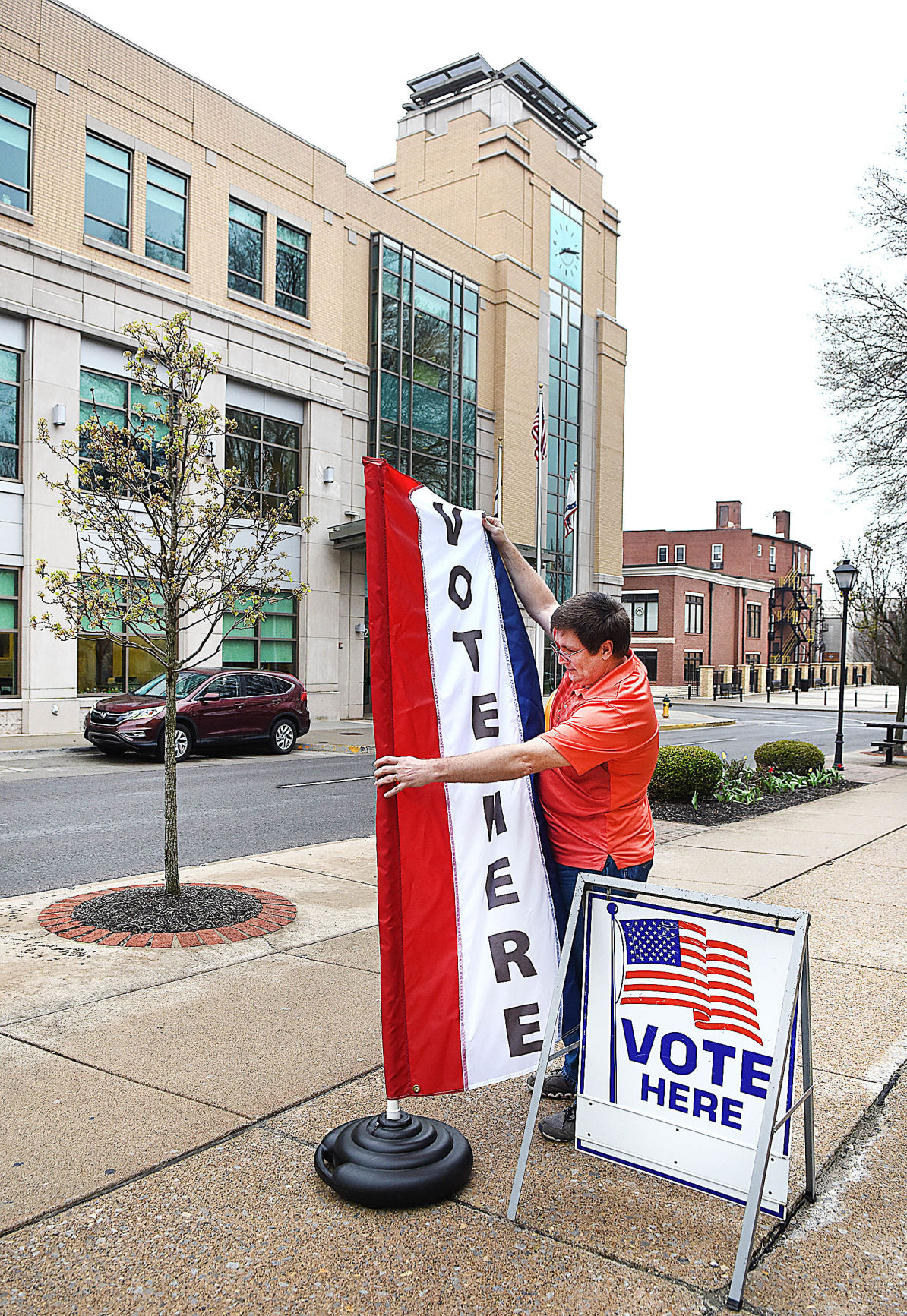 Early voting continues | News | register-herald com