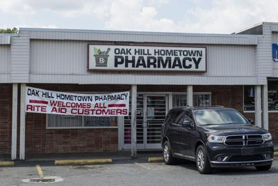 Oak Hill pharmacy closed for excessive sales of addiction treatment pills