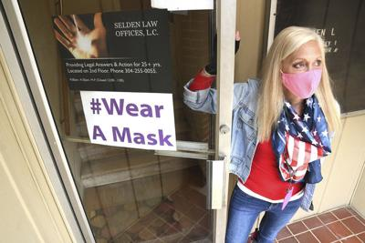 Chamber adopts, promotes mask campaign
