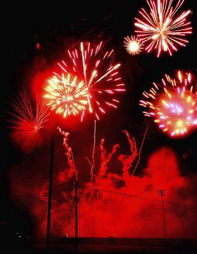 Fireworks set for Friday at Lake Stephens