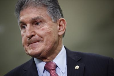 "Manchin: Evidence to convict Trump in impeachment trial is ""overwhelming"""