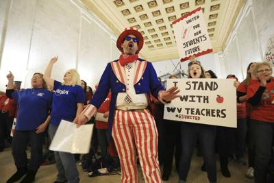 W.Va. lawmakers say they want more teachers, but teachers say lawmakers are pushing them away