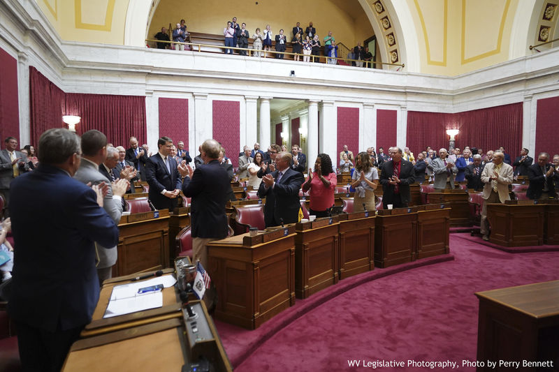 New Wv Speaker Is Clay County Energy Attorney