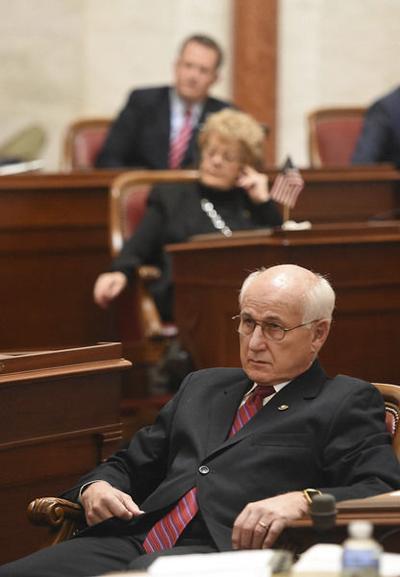 Senate debates teacher pay raise amendments