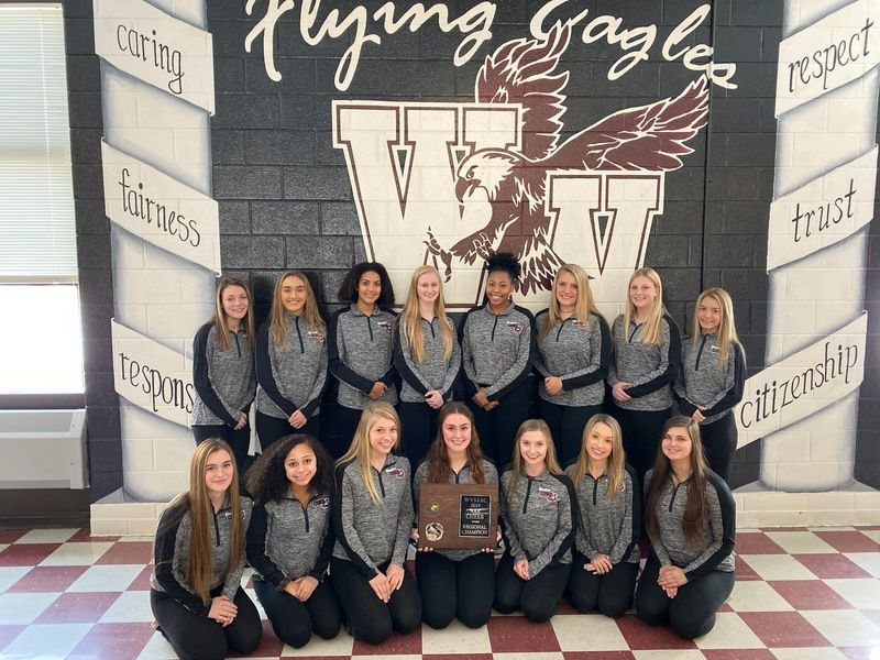Cheer squads ready for states