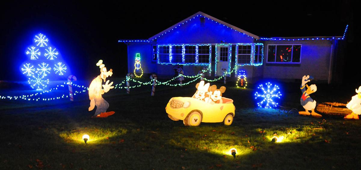 Fayetteville Wv Christmas Lights 2021 Slideshow Lacy S Lights News Register Herald Com
