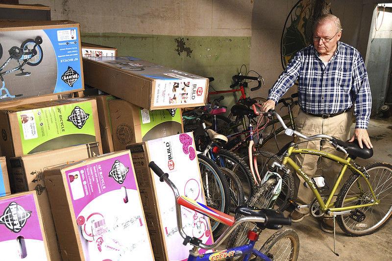 Poignant memory fuels annual bike drive