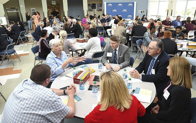 Combining community leadership and education