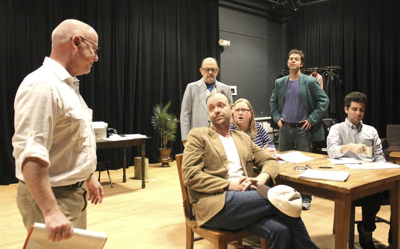 Margolin brothers to star in GVT production of 'Laughter on the 23rd Floor'