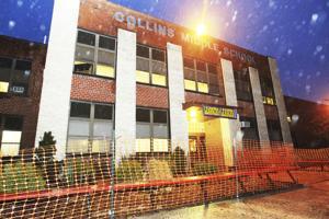 Collins Closed Students Displaced Beckley Register