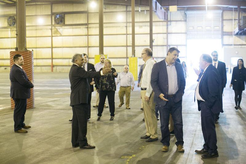 New industry in Mount Hope bringing jobs