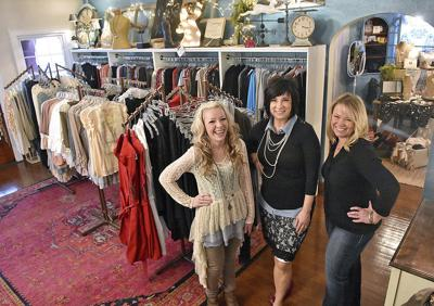 An Eye For Fashion In Sparrow Boutique