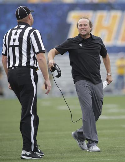 Lyons has difficult decision to make about Holgorsen