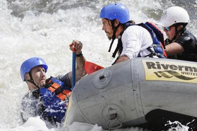 Gauley Season kicks-off to celebrate 50 years of white water rafting in W.Va.