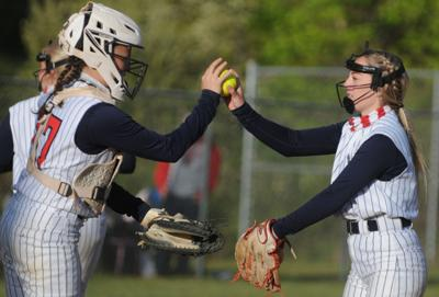 Updated prep softball sectional results