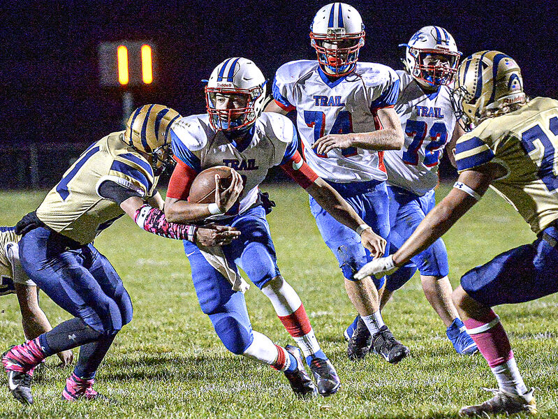 Midland Trail downs Shady Spring to run to 3-0