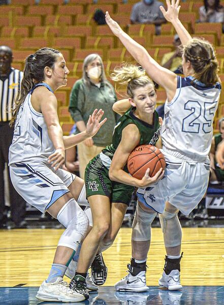Davidson, Blankenship guide East to Class AA title
