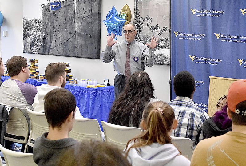 WVU Tech celebrates first-generation college students