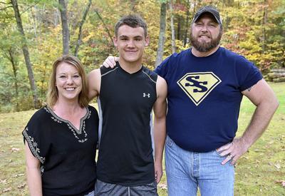 Daylin Toms survives brain injury to become championship wrestler