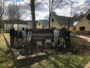AmeriCorps lending a hand to New River Gorge National River