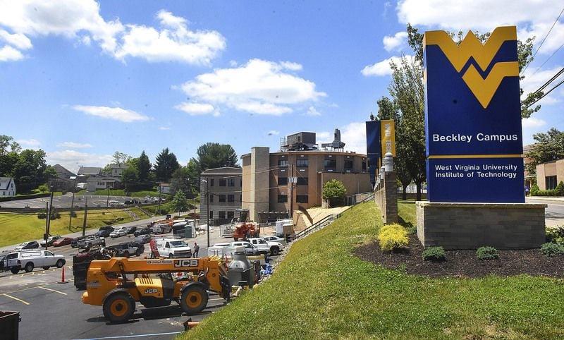 Wvu Tech Officials Share Enrollment Goals Vision For The New Campus News Register Herald Com