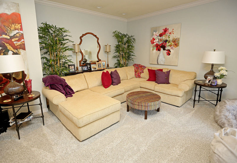 A fresh start New trend sees homeowners leaving furniture